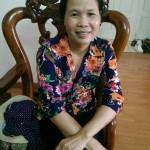 Cô Tho sinh năm 1973 quê Nam Định sẵn sàng đi làm