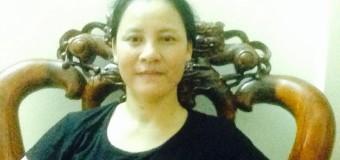 Cô Dơn quê Phú Thọ sinh năm 1972 có nhiều năm làm giúp việc gia đình