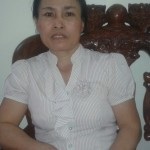 Cô Khương Thị Tâm sinh năm 1965 mong muốn làm giúp việc