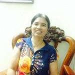 Cô Nguyễn Thị Đua sinh năm 1966 quê Thanh Hóa kinh nghiệm 04 năm