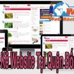 Thiết Kế Website Tại Quận Đống Đa Nhanh Đẹp Hiện Đại