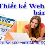 Thiết Kế Website Bán Hàng Giải pháp Kinh Doanh Online Tốt Nhất