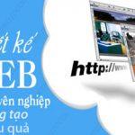 Thiết Kế Website giá rẻ Bảo hành Website Vĩnh Viễn