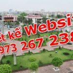 Thiết Kế Website Tại Bắc Giang Đẳng Cấp Nhất Việt Nam