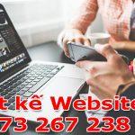 Thiết Kế Website Tại Cần Thơ Giá Rẻ Chuẩn Seo – Homecare