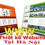 Thiết kế Website Tại Hà Nội Chuẩn Seo Uy Tín Giá Tốt