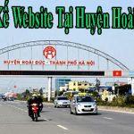 Thiết Kế Website Tại Huyện Hoài Đức Chuyên Nghiệp – Homecare