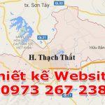 Dịch Vụ Thiết Kế Website Tại Huyện Thạch Thất Homecarehn.com
