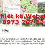 Thiết Kế Website Tại Huyện Ứng Hòa – HOMECARE HÀ NỘI