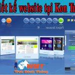 Thiết Kế Website Tại Kon Tum Giá Rẻ Chuyên Nghiệp