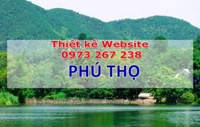 Thiết Kế Website Tại Phú Thọ