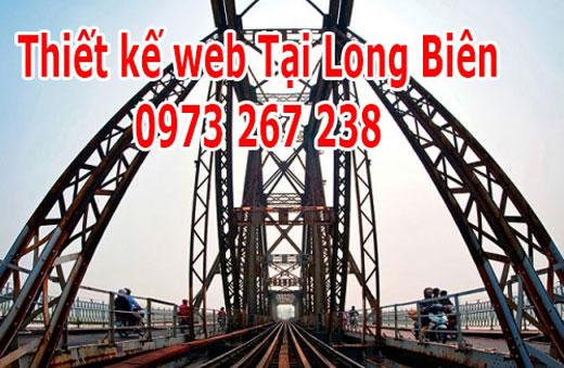 Thiết Kế Website Tại Quận Long Biên