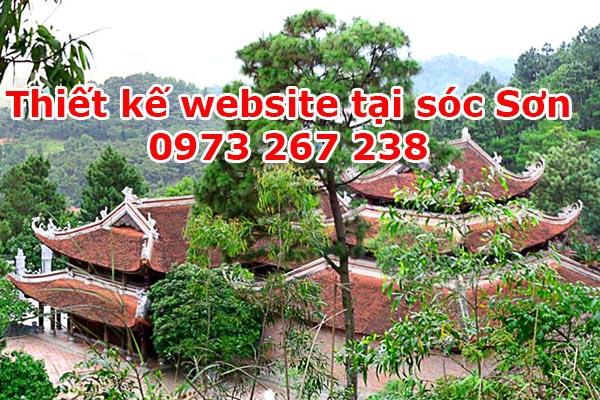 Thiết KẾ Website Tại Sóc Sơn