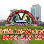 Thiết Kế Website Tại Thị Xã Sơn Tây Chỉ Từ 2 Đến 5 Triệu