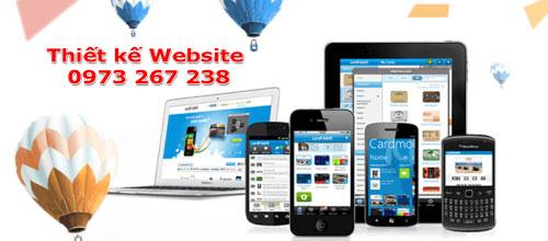dịch vụ Thiết Kế Website Tại Đắk Lắk