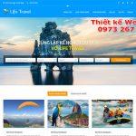 Dich Vụ Thiết Kế Website Du Lịch Giá Rẻ Uy Tín Nhất