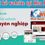 Thiết Kế Website Tại Hòa Bình – Công ty Homecare