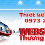 Thiết kế website thương mại điện tử – Công Ty Homecare