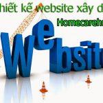 Công Ty Thiết Kế Website Xây Dựng Uy Tín Chuyên Nghiệp