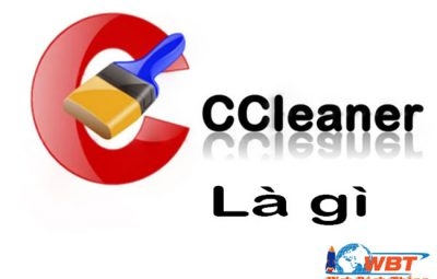 CCleaner là gì