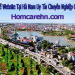 Thiết Kế Website Tại Hà Nam Uy Tín Chuyên Nghiệp Chuẩn Seo