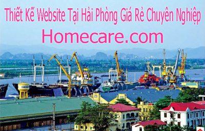 thiết kế website tại hải phòng chuyên nghiệp giá rẻ