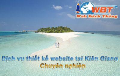 thiết kế website tại kiên giang chuyên nghiệp
