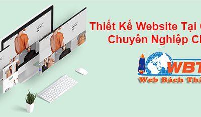 thiết kết website tại ba đình chuyên nghiệp chuẩn seo