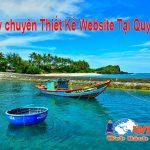 Thiết Kế Website Tại Quy Nhơn Giá Rẻ Chuyên Nghiệp