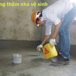 Chống thấm nhà vệ sinh tại Hà Nội chất lượng cao, giá rẻ nhất
