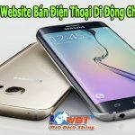 Đơn vị Thiết kế website bán điện thoạidi động chuẩn seo