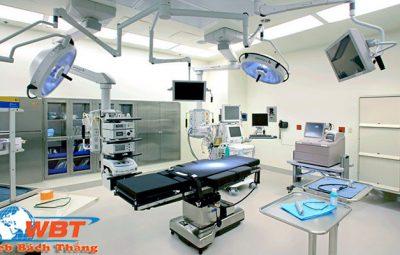 thiết Dịch vụ kế website bán thiết bị y tế