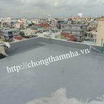 Chống thấm sàn mái nhanh và hiệu quả nhất tại Hà Nội
