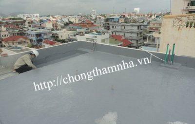 Chống thấm sàn mái tại Hà Nội
