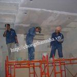 Chống thấm trần nhà triệt để 100%, giá rẻ nhất tại Hà Nội
