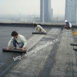 Chống thấm sân thượng triệt để, nhanh chóng nhất tại Hà Nội