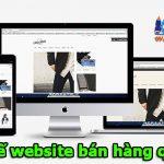 Thiết kế websitebán hàng quần áo thời trang uy tín chuẩn seo