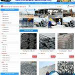 Dịch vụ thiết kế website bán vật liệu xây dựng uy tín chuyên nghiệp