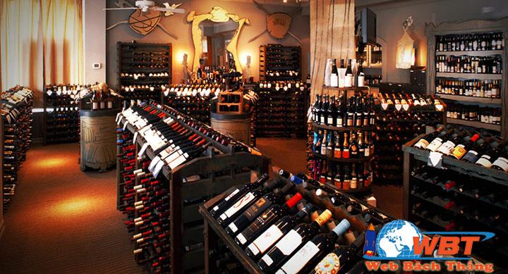 thiết kế website bán rượu uy tín chuẩn seo