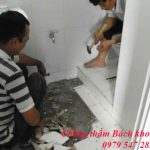 Chống thấm nhà vệ sinh tại Ba Vì với đội ngũ chuyên nghiệp