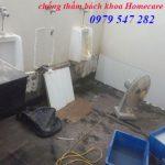 Chống thấm nhà vệ sinh tại Sơn Tây hiệu quả triệt để nhất