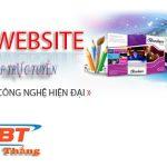 Dịch vụ thiết kế website bán máy tính laptop chuyên nghiệp