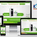 Thiết kế website bán máy lọc nước uy tín chuẩn seo
