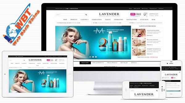thiết kế website bán nước hoa tối ưu hóa công cụ tìm kiếm