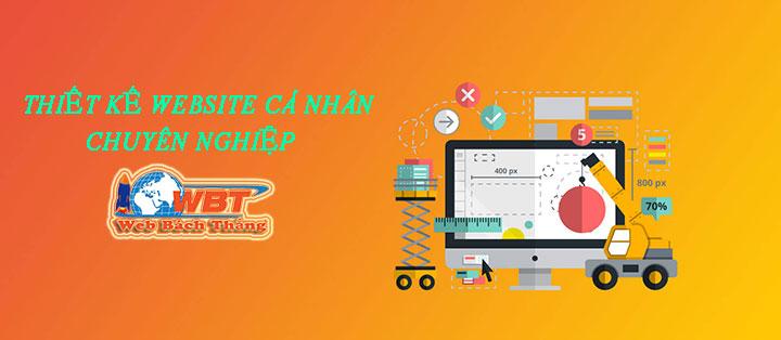 dịch vụ thiết kế website cá nhân chuẩn seo đẳng cấp