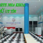 Thiết kế website nha khoa, phòng khám nha khoa chuyên nghiệp