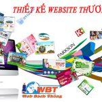 Thiết kế website thương hiệu lớn, thương hiệu mạnh uy tín