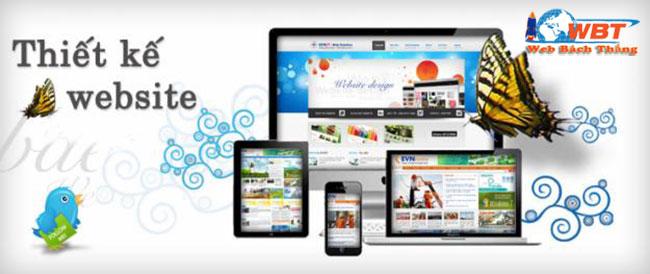 thiết kế website dịch vụ vận chuyển chuyên nghiệp