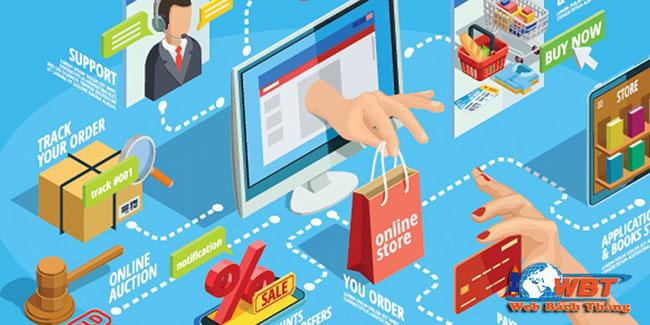 Vận dụng công nghệ 4.0 trong kinh doanh bán hàng trực tuyến