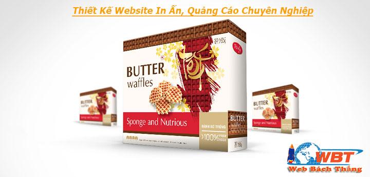 Thiết Kế Website In Ấn, Quảng Cáo Chuyên Nghiệp